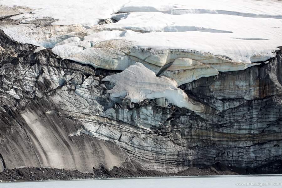 Des glaciers sous pression