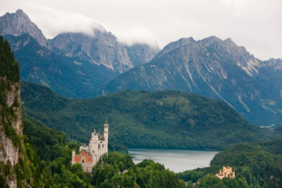 3 - Le château de Neuschwanstein