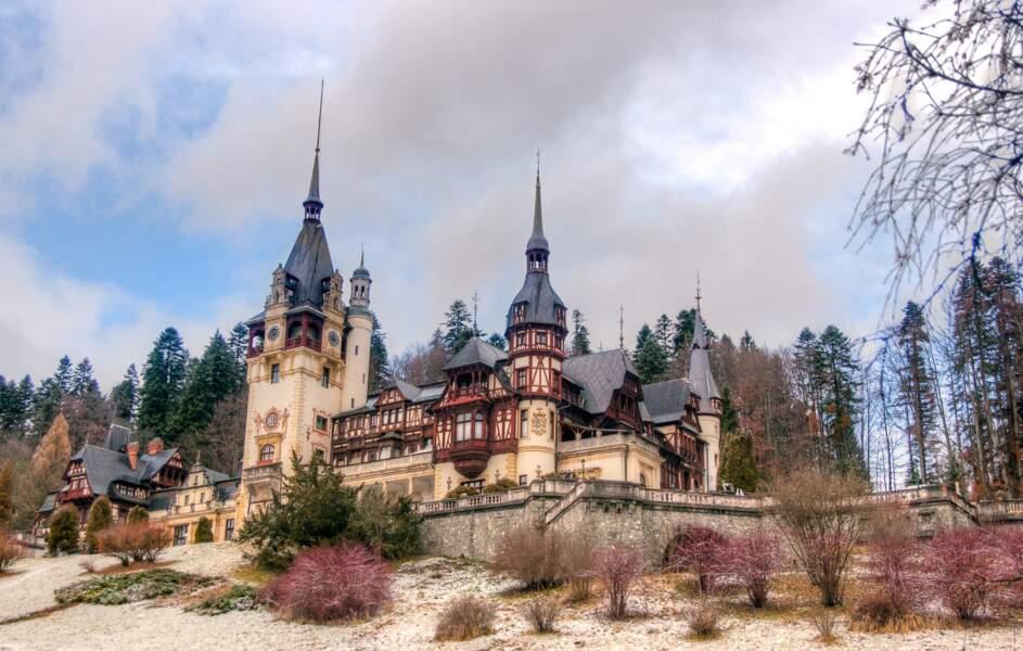 10 - Le château de Peles