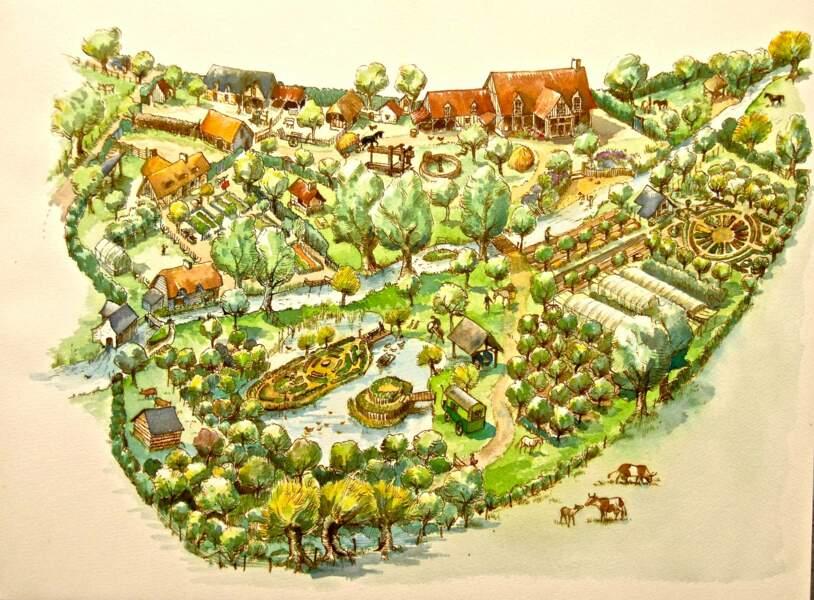 Permaculture : la ferme biologique du Bec Hellouin