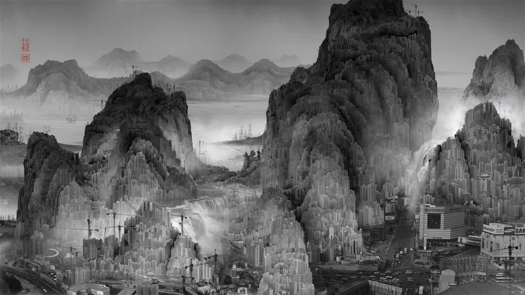 Phantom Landscape, 2010 : la désolation