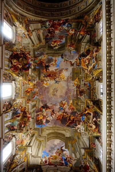 L'église Sant'Ignazio di Loyola