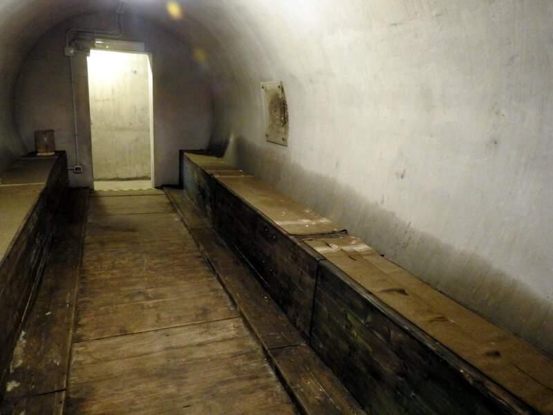 Les bunkers de Mussolini