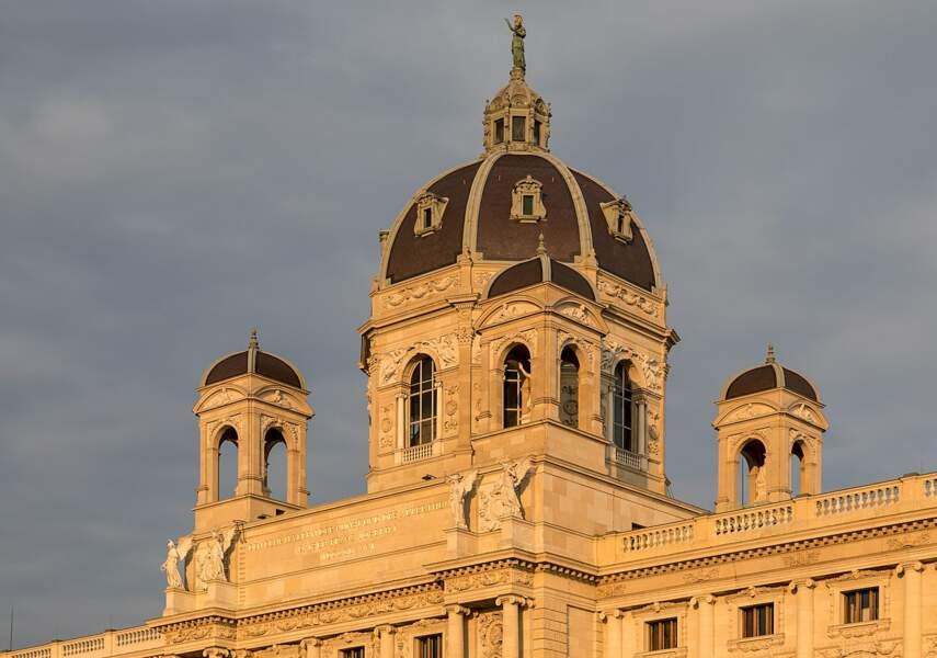 Le musée d'histoire de l'art de Vienne