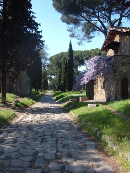 La voie Appienne