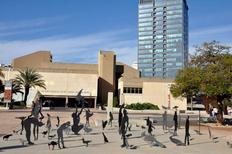 Le musée d'art de Tel Aviv