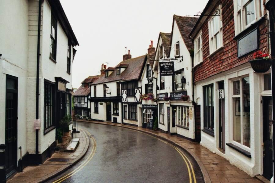 Rye, dans le comté d'East Sussex