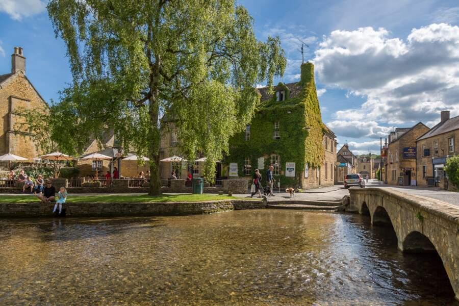 """Bourton-on-the-Water, """"la petite Venise des Costwolds"""""""
