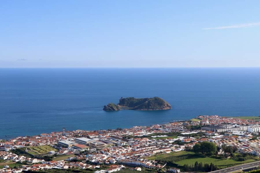 L'îlot de Vila Franca do Campo