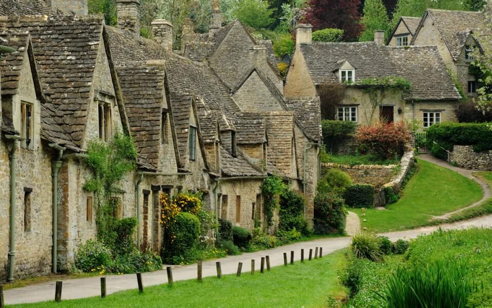 Bibury, village typique des Cotswolds