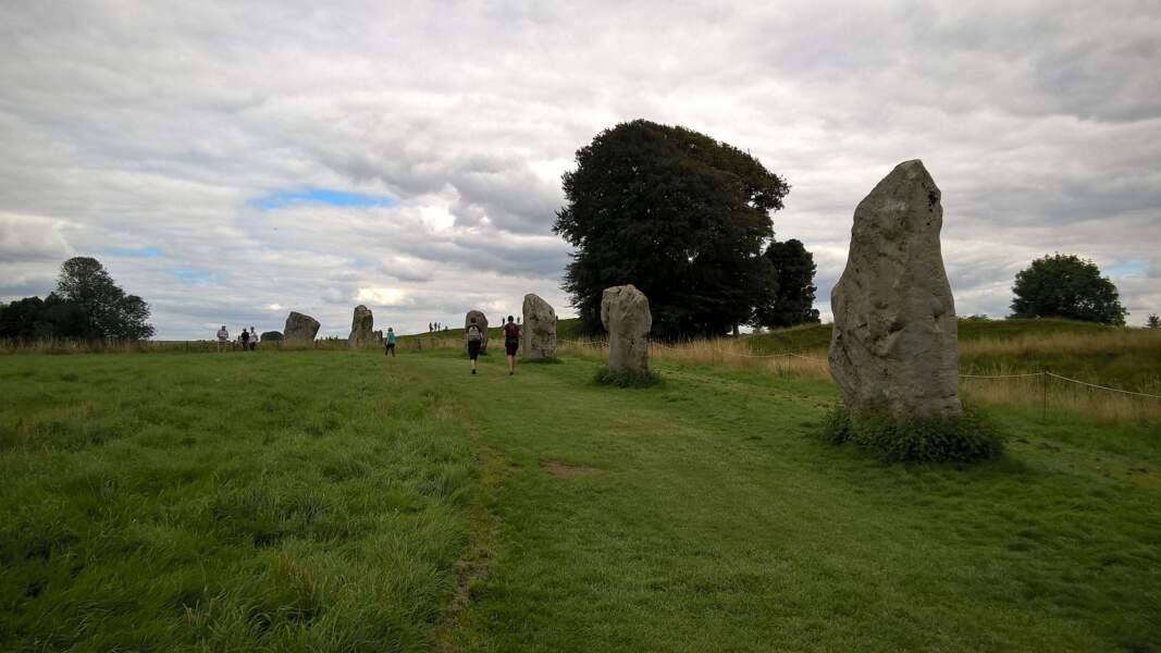 Avebury, le village aux menhirs