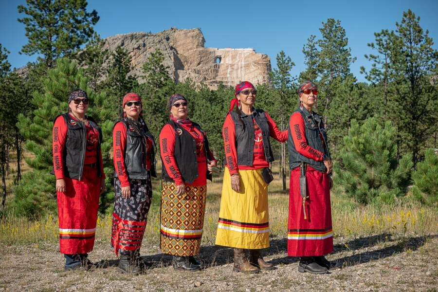 Le Crazy Horse Memorial , haut lieu de la mémoire amérindienne