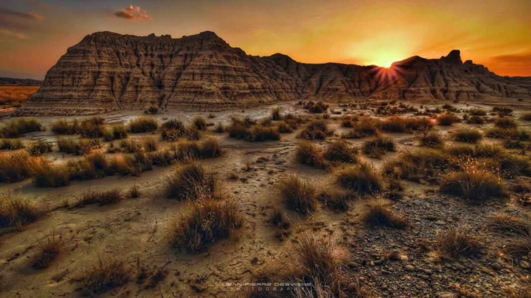 Un décor de western