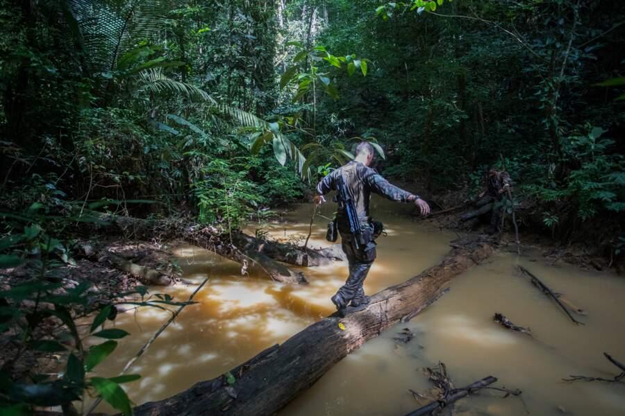 Expédition en Guyane