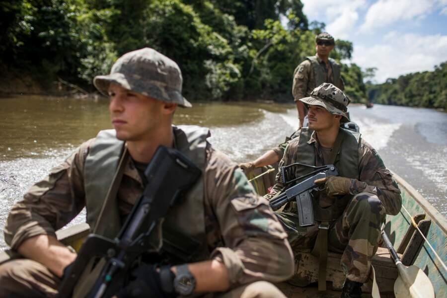 Dans l'enfer de l'orpaillage clandestin en Guyane