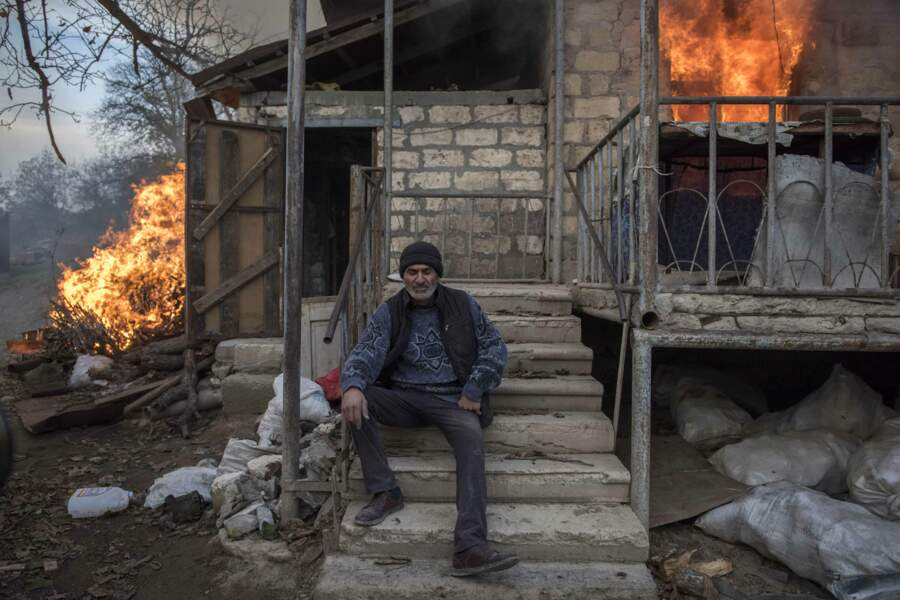Le Haut-Karabakh, paradis perdu