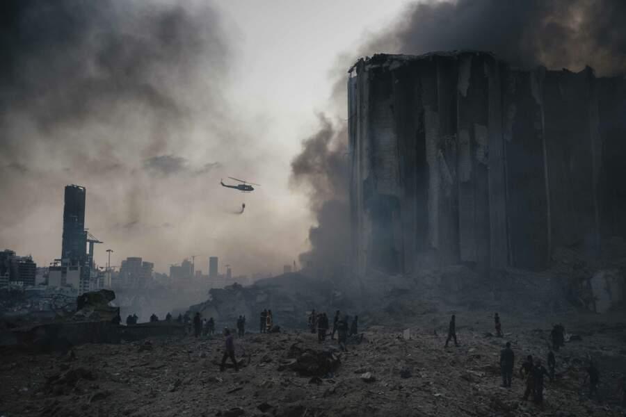 Beyrouth, 4 août 2020
