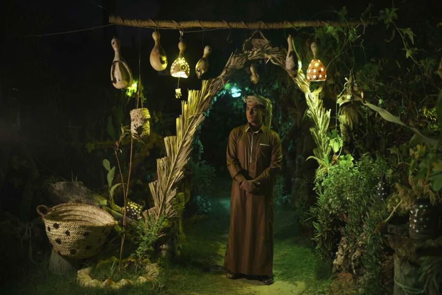Le jardin enchanté de Mohamed