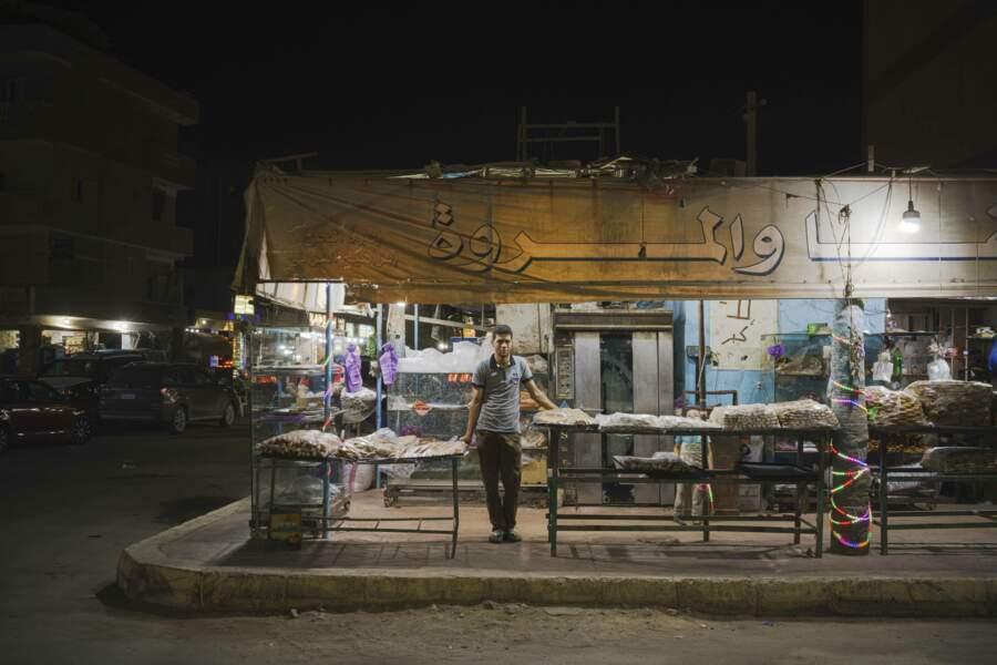 Un boulanger au Sahara
