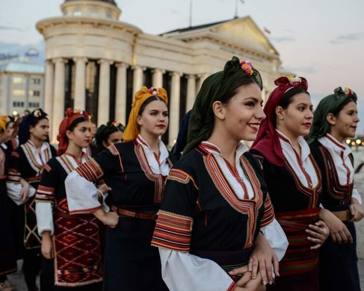 Dance folklorique