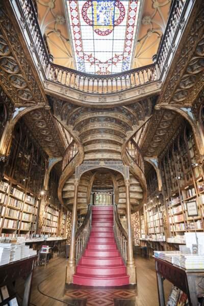 Monumentale librairie