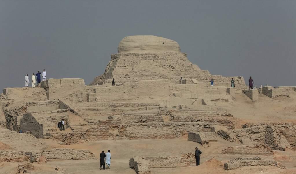 Les cités antiques conservent leur part de mystère