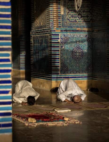 Moment de prière