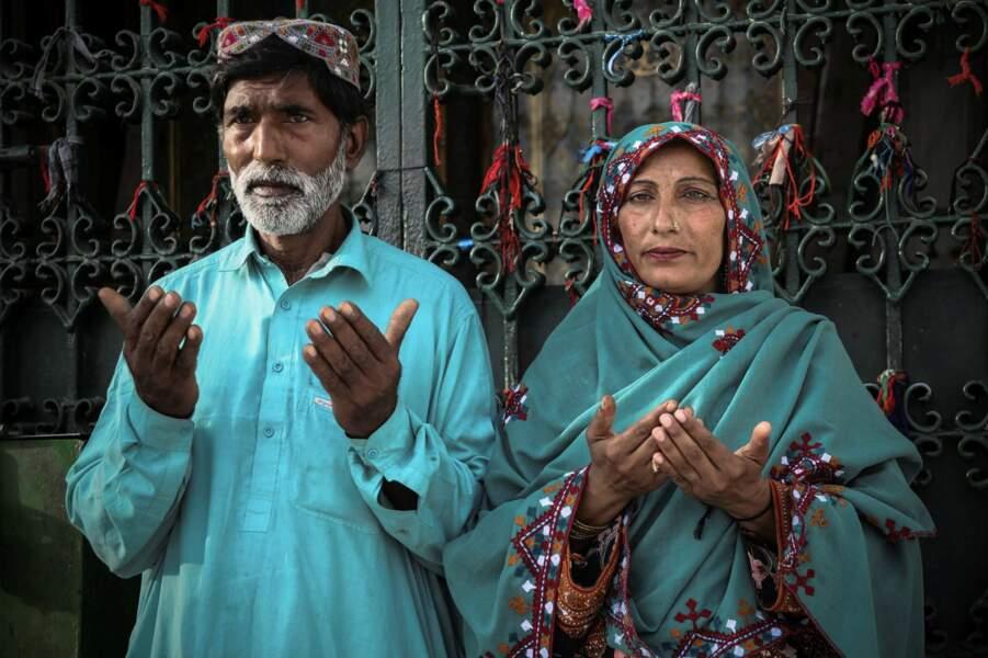 Sacrée, cette «ligne de vie» attire des pélerins hindous et musulmans