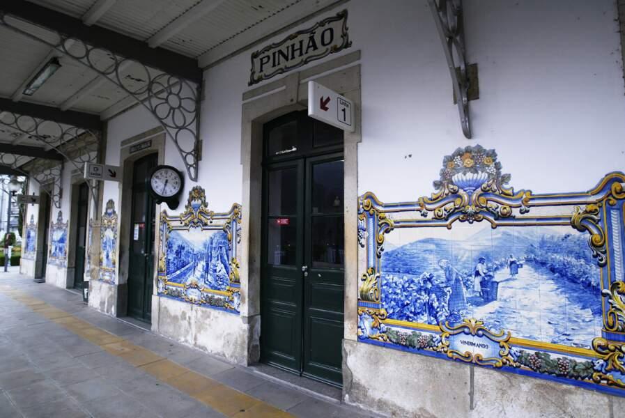 Typiques azulejos