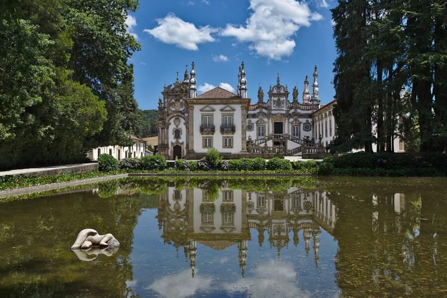 Reflet baroque