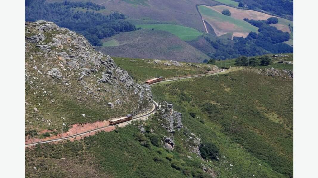 Train touristique de la Rhune