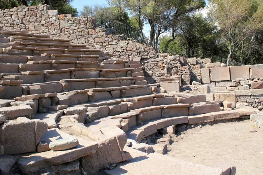 Le site archéologique d'Aigai