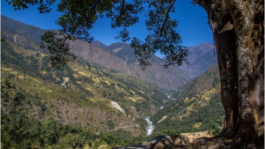 Pokhara, au cœur des montagnes