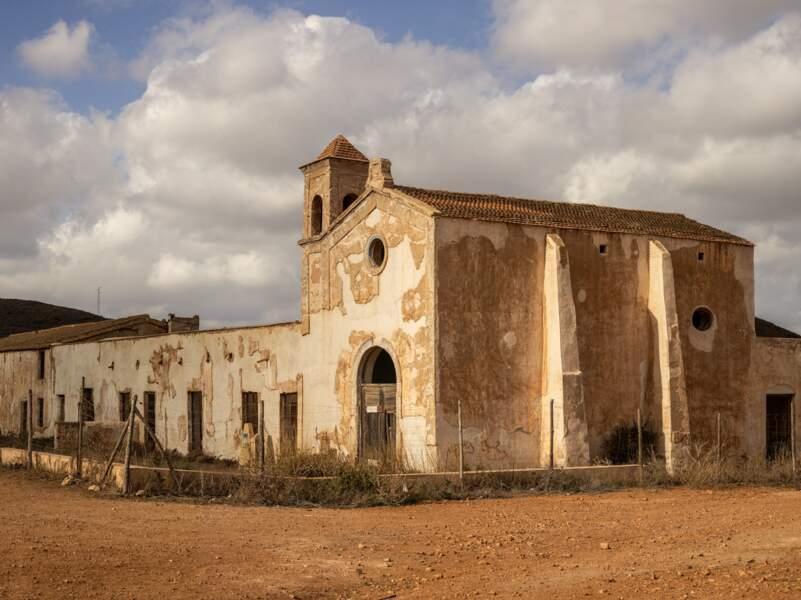 Une hacienda chargée d'histoire(s)