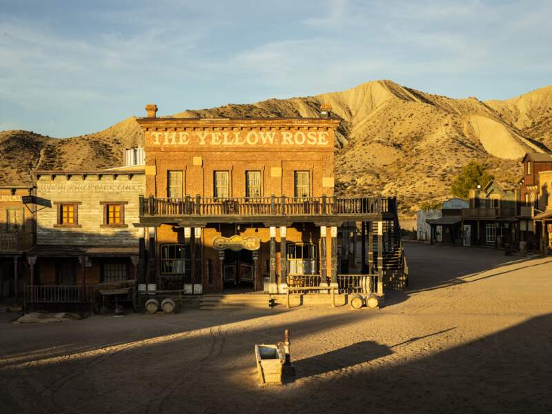 Désert, western et nostalgie