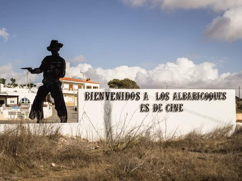 Bienvenue à Los Albaricoques, village du cinéma