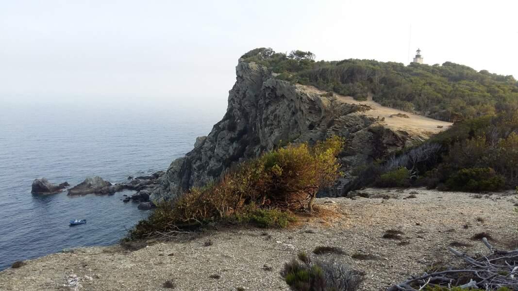 Le phare du Cap d'Arme