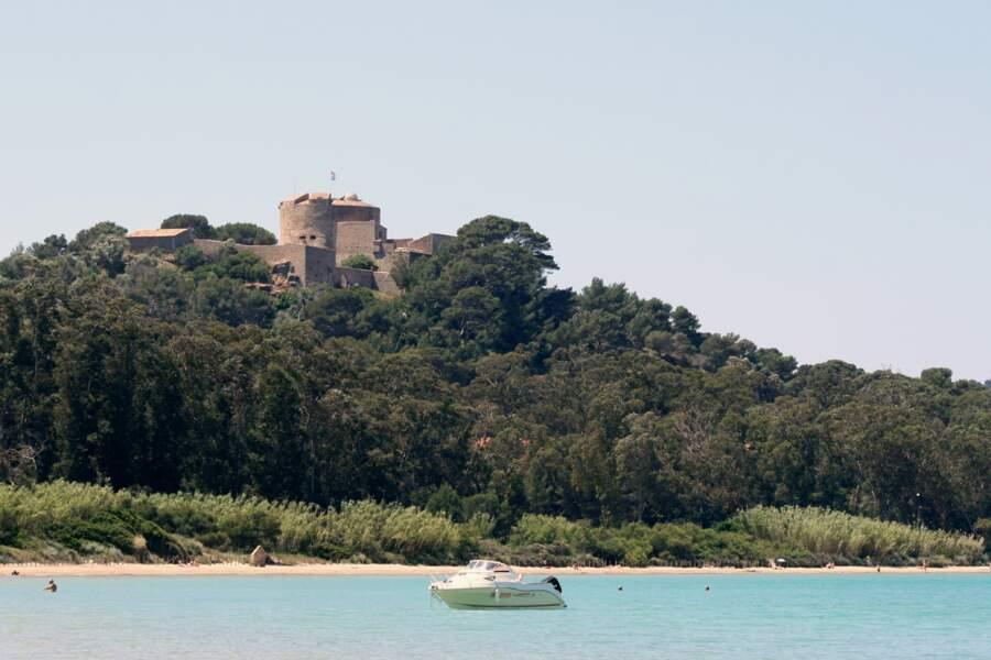 Le fort Saint Agathe
