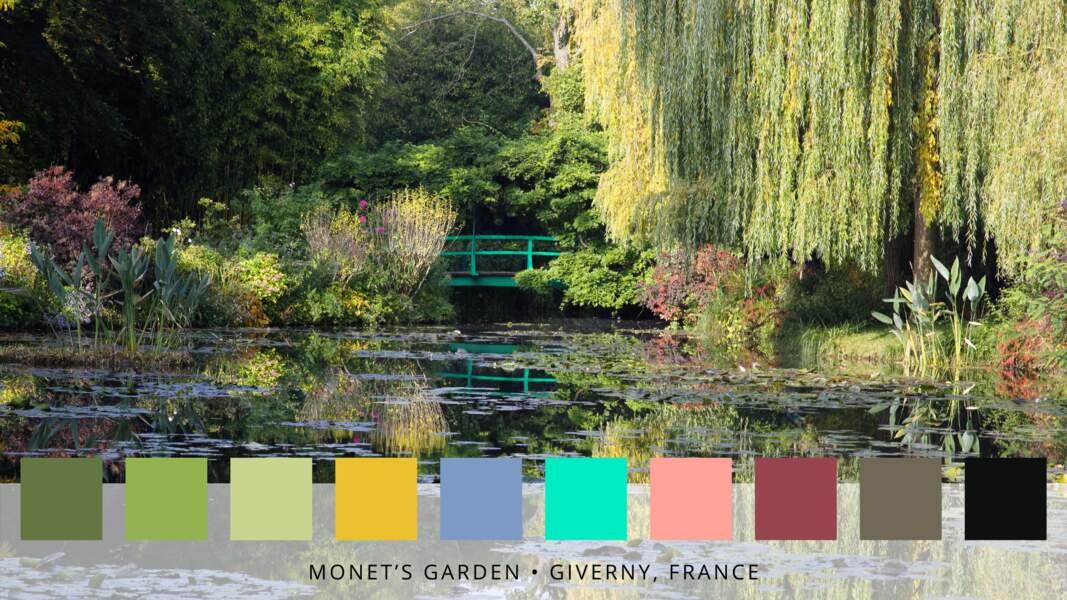 7- Les jardins de Monet à Giverny