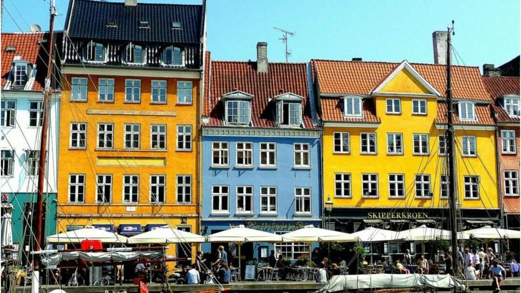 Quai de Nyhavn (New Harbour)