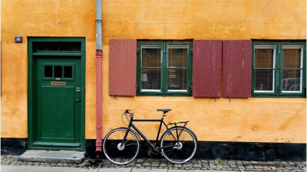 Bicyclette en attente de son cycliste
