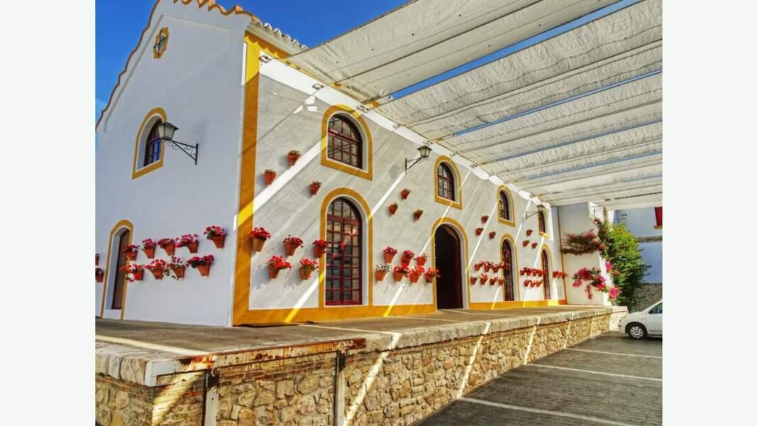 L'huilerie Núñez de Prado