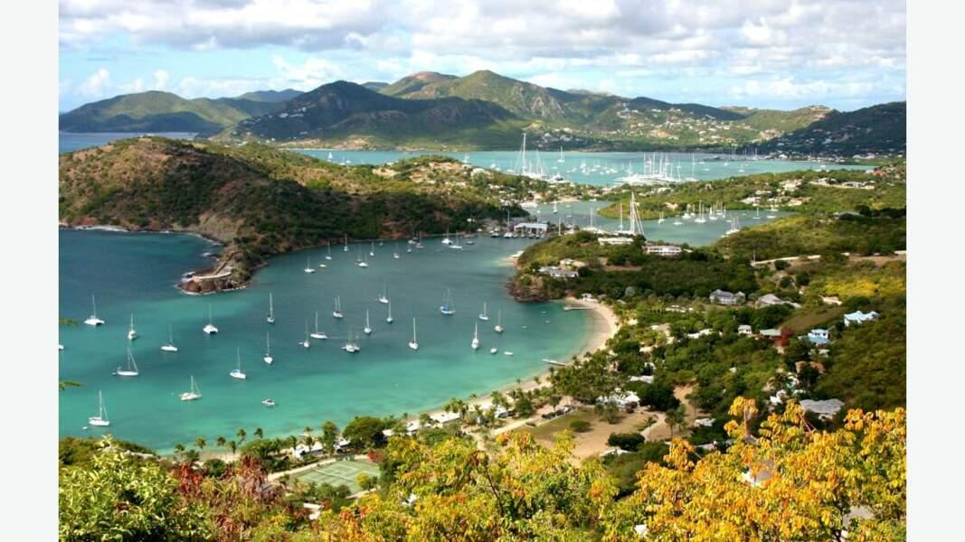 Île d'Antigua