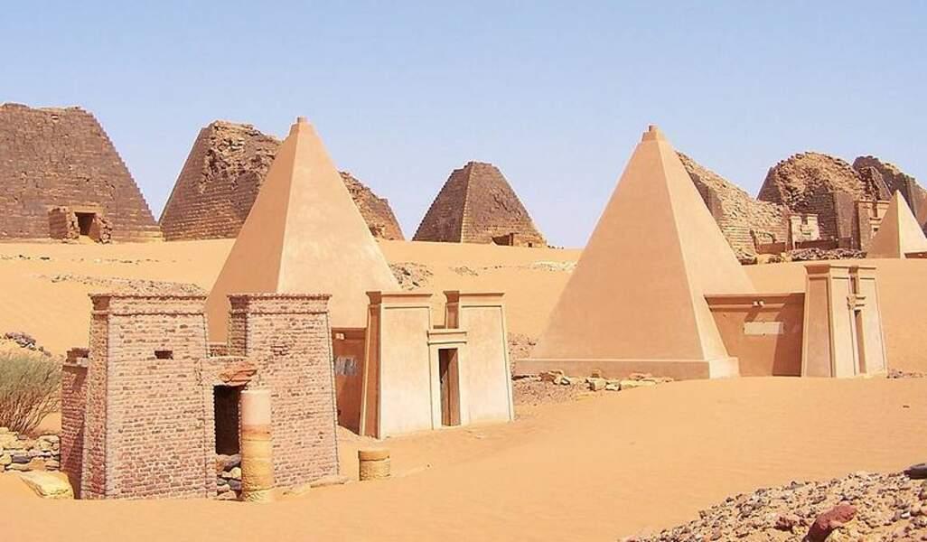 Cléopâtre fit alliance avec Méroé, une lointaine cité nubienne