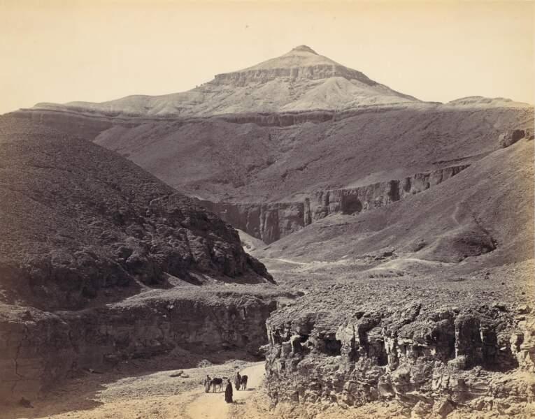Dans cette vallée, Cléopâtre voulait figurer parmi les rois
