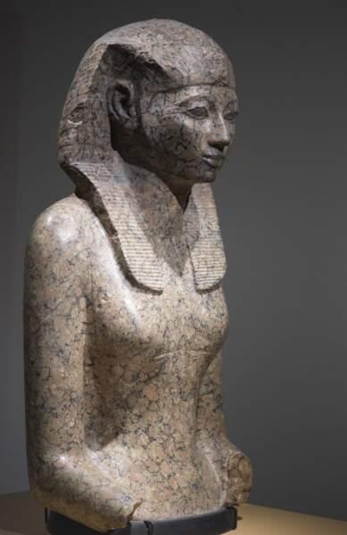 Cléopâtre avait pour référence Hatchepsout, la première pharaonne