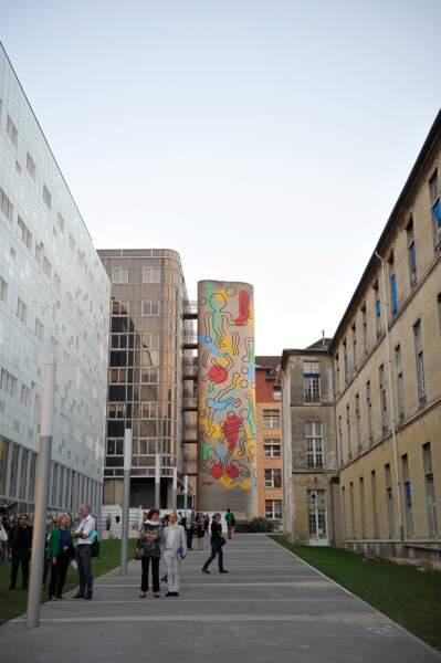 La Tour Keith Haring à Paris