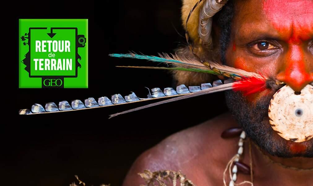 Le témoignage d'un fou des Papous