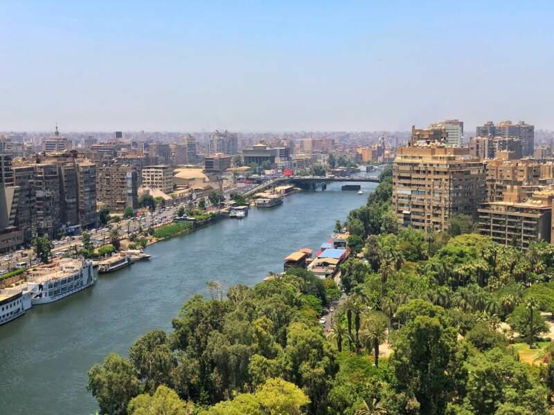 Faire une croisière sur le Nil