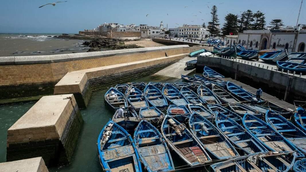 Essaouira, la cité blanche en bord de mer
